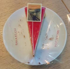 Munch Cake
