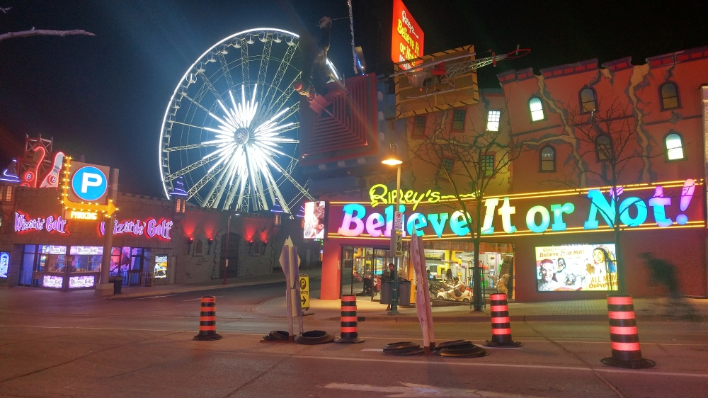 Photo of Clifton Hill Sky Wheel and Ripley's Believe it Or Not